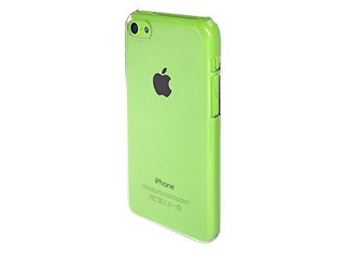 Networx Ultra Clear Case, Schutzhülle für iPhone 5c, transparent