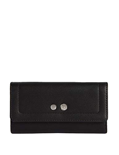 PORTAFOGLIO DONNA with love city bi fold lg ecoleather seregraphy sm BLACK 75W001339Y099998.K299