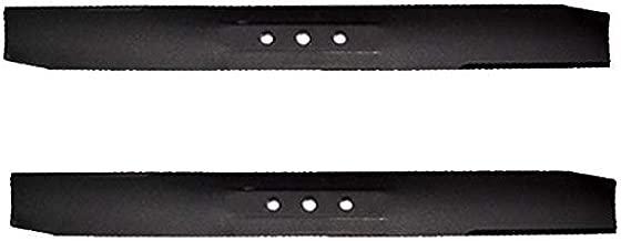 2PK Genuine OEM Toro Super Recycler Lawn Mower Blade 108-3762-03 93-4106-03