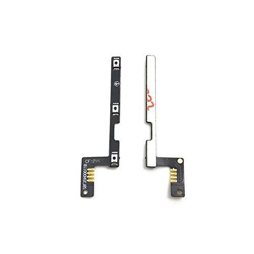 Precisión Encendido y Apagado del Interruptor del Volumen botón de la Llave Flex Cable For BQ BQ-5054 Crystal 5054 Piezas de reemplazo de la Cinta Fácil instalación