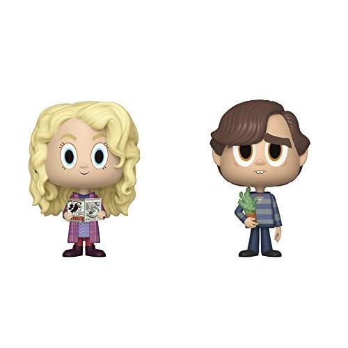 Funko 32107 Harry Potter S6: Luna e Neville VYNL 10,2 cm, Confezione da 2, Multicolore