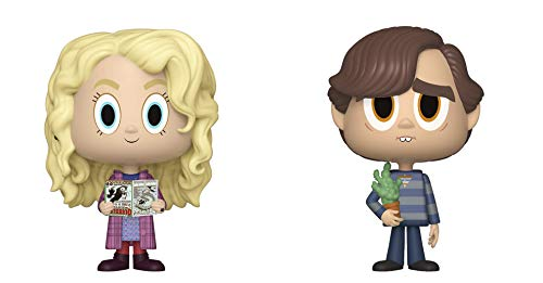 Funko Harry Potter Vynl Luna Lovegood & Neville Longbottom,
