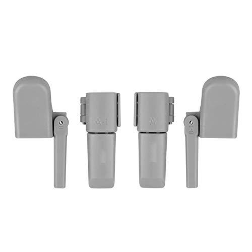 XUSUYUNCHUANG 1Set Folding Extended loskoppelbeen Support beschermer for DJI Mavic Mini Drone Kit drone Accessoires (Color : Gray)