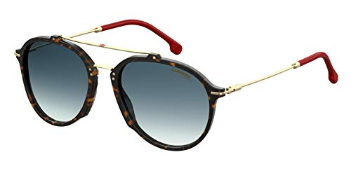 Carrera 171/S Gafas, Havana Red/Gy Grey, 55 Unisex Adulto