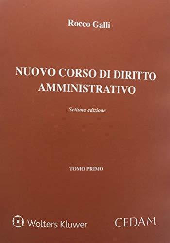 Nuovo corso di diritto amministrativo