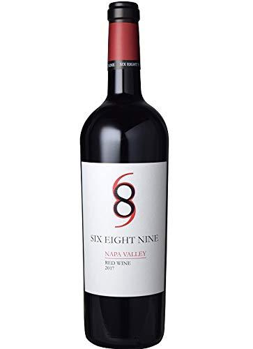 シックス・エイト・ナイン ナパ・ヴァレー レッド [2019] (シックス・エイト・ナイン セラーズ) Six Eight Nine Napa Valley Red Wine [2019] (689 Cellars) アメリカ/カリフォルニア/ノース・コースト/ナパ・ヴァレーAVA/赤/750ml