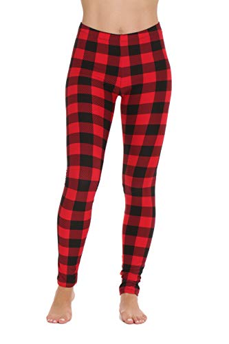 Just Love Leggings 401583-10195-RED-XL