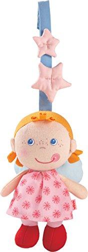 HABA 301994 Hängefigur Schutzengelchen, Kleinkindspielzeug, Rosa