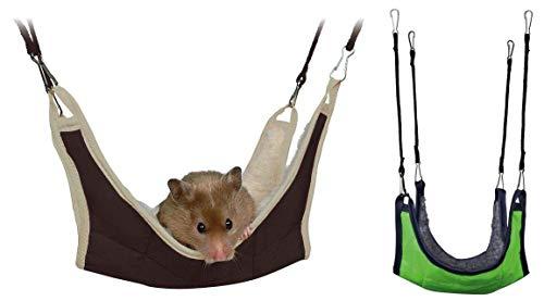 Trixie 62691 Hängematte für Mäuse/Hamster, 18 × 18 cm