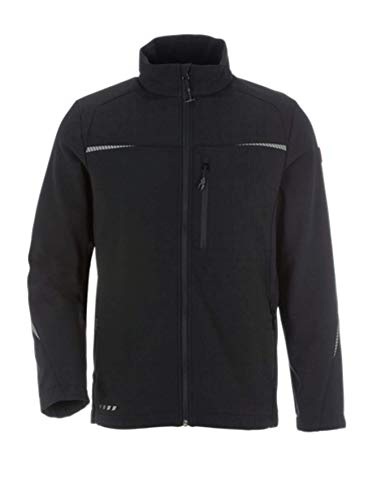 strauss Engelbert Motion Softshell Black 2020