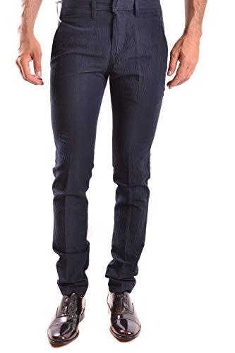 DONDUP Pantaloni Uomo Mcbi26067 Cotone Nero