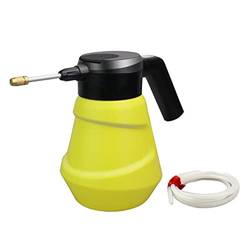 Nobranded Pulverizador de jardín eléctrico de Mano 2L Pulverizadores de desinfección Recargables...
