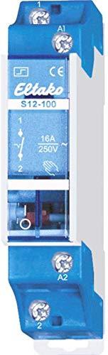 Eltako S12-100-24VDC ELTA Stromstossschalter S12-100-24V DC