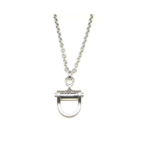 Dolce & Gabbana DJ0985 - Polite - Collar de Hombre de Acero Inoxidable, 45 cm