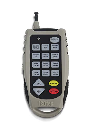 Product Image 3: Icotec GEN2 GC300 Electronic Predator Call – Play 2 Sounds Simultaneously – Attracts Multiple Species – Fixed Sounds (Not Programmable)