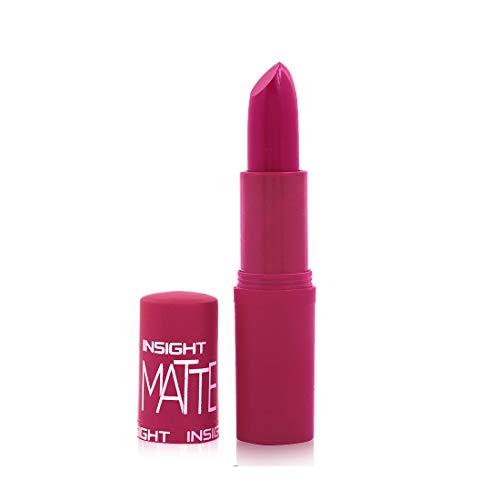 Insight Cosmetics Matte Lipstick (09-PINK CURVE)