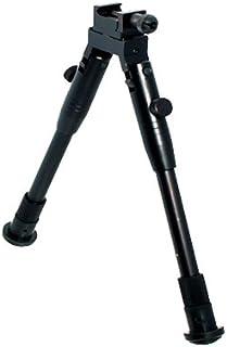 "UTG New Gen High-pro Shooters Bipod, Rubber Feet, 8.7""-10.6"""