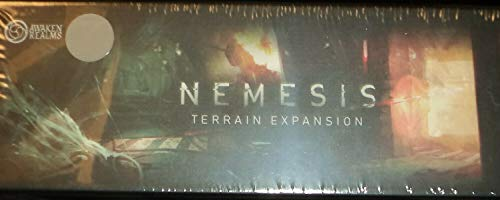 Awaken Realms Nemesis Boardgame: Terrain Expansion