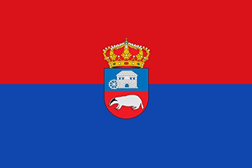 magFlags Bandera Large Paño de Proporciones 2/3 Alto por Largo | Bandera Paisaje | 1.35m² | 90x150cm