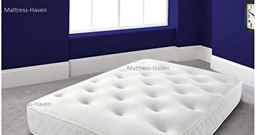 Mattress-Haven Comfy Memory Foam Bonnell 10' Mattress 5FT - Kingsize UK