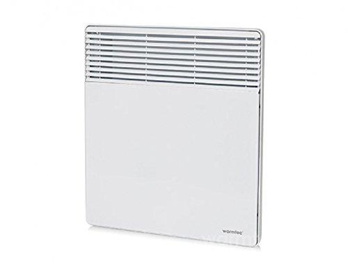 Termoconvettore da parete Warmtec EWX 500W, 400x 450x 80mm