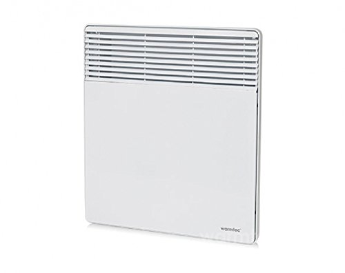 Convector de pared warmtec EWX 1500 W, 600 x 450 x 80 mm