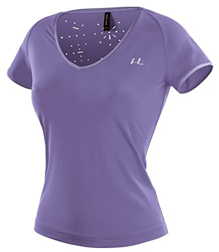 Ferrino Leroo T-Shirt Femme Violet Taille XL