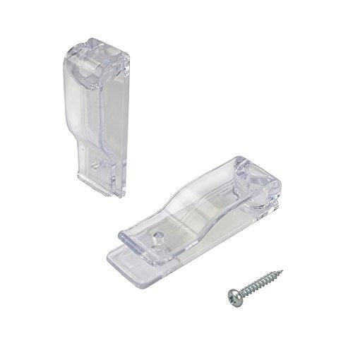 Liedeco Sicherheitshaken für Kugelketten - Rollo | glasklar | 1 Stück