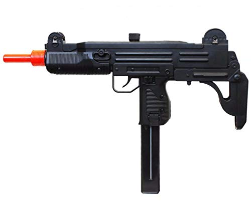 AirSoft Full Automatic Uzi AEG Gun SMG Electric D91 Auto Machine Pistol CQB