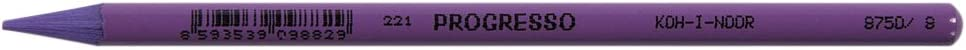 Koh I Award-winning store Year-end annual account noor Woodless Coloured Violet Pencil - Lavender