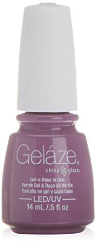 Gelaze Gel-N-Base Polish, Spontaneous, 0.5 Fluid Ounce