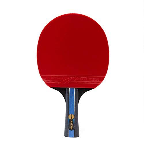 Affordable HUATINGRHTT Table Tennis Ping Pong Paddle Table Tennis Balls Bats Shake Hands Grips Handl...
