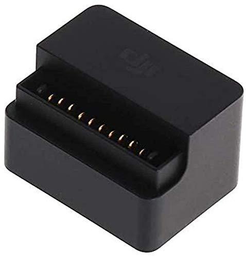 DJI Mavic Pro Adaptateur pour Batterie Externe - Adaptateur Batterie-Banque d'Alimentation Mavic, Batterie pour Drone Mavic Pro, Du Drone aux Appareils Mobiles - Noir