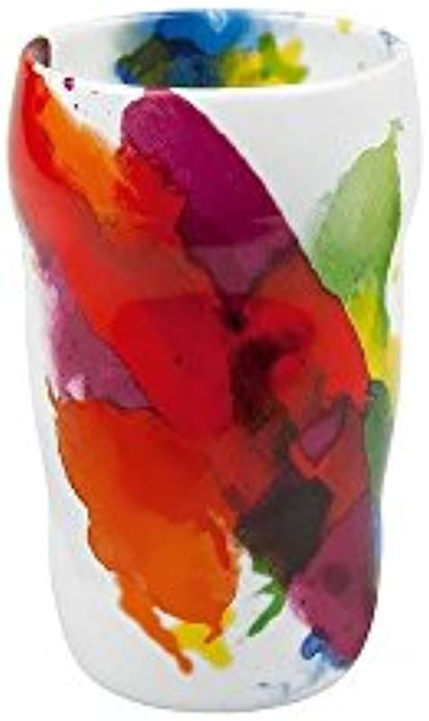 Konitz 4411361688 Color Double Walled Grip Mugs Set Of 4 Multi