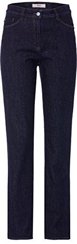 BRAX Damen BX_Carola Straight Leg Jeans, Blau (Clean Raw Blue 22), W29/L32 (Herstellergröße: 38)