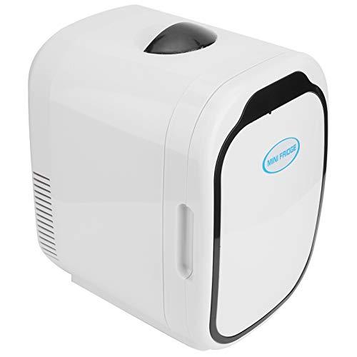JULYKAI Mini refrigerador, silencioso diseñado para el coche de la comida de la leche de las frutas (estándar británico 220v)