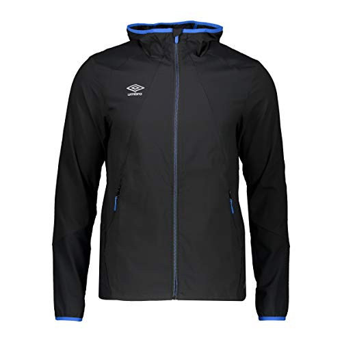 UMBRO Training Shower Jacket Jacke Schwarz F060