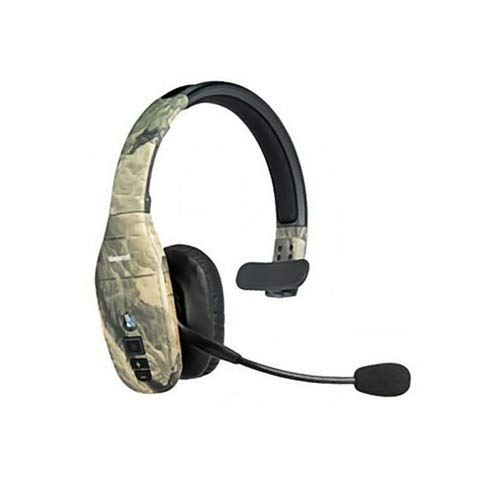 VXI BlueParrott B450-XT Noise Canceling Bluetooth Headset, Terra (Renewed)