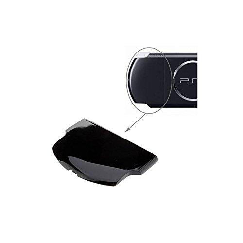 HOUSEPC Cubierta De Compartimiento De Batería Negra Cubierta De Cubierta PSP 3000 3004