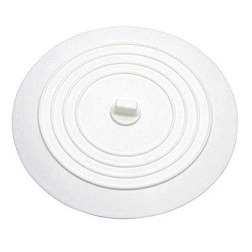 rebirthesame Silikon Spülbecken Stopper Wanne Ablassschraube Waschbecken Filter , Silikon Ablaufsieb Kanalfilter Wasser Stopper für Küchen Bäder Wäschereien cool
