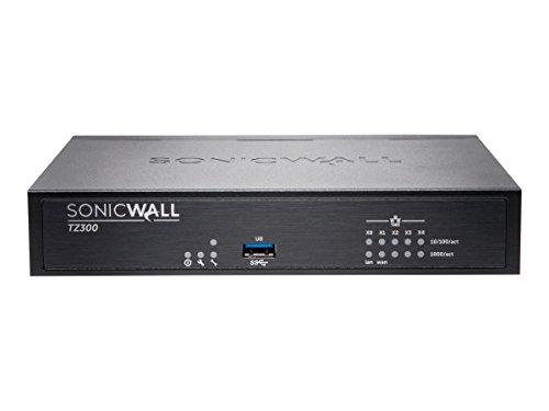 SonicWall Dispositivo de Seguridad de Red TZ300 (PoE) (01-SSC-0030)