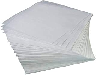 Just Go Eco Butter Paper/Bulk Parchment Paper for Sandwich,Food Wrapping,Cake etc 100 Sheets(Pack of 1) Size-9 x 10 inches by Just Go Eco