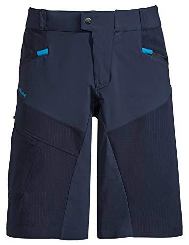 Vaude Men's Virt Shorts, Pantaloni Uomo, Eclipse, XL