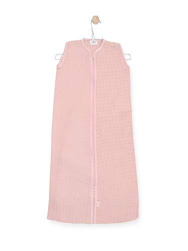 Jollein 048-529-00090 Sommer hydrophiler Schlafsack 110cm blassrosa, rosa, 289 g