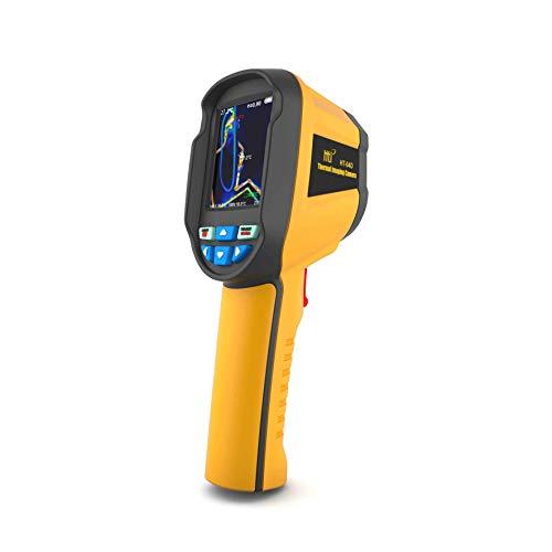 Wärmebildkamera, Professionelle Infrarotkamera mit 2,8-Zoll-Farbdisplay, Infrarotbildauflösung 120 x 160, IR-Wärmebildkamera