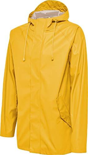 hummel Herren hmlROONIE RAIN Coat Jacke, Zitrone Chrome, L