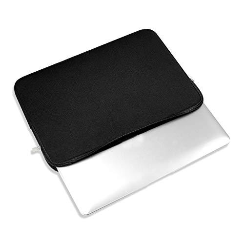 Draagbare ritssluiting met zachte mouwen laptoptas voor MacBook Pro 13