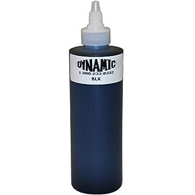 Dynamic Black Ink Bottle