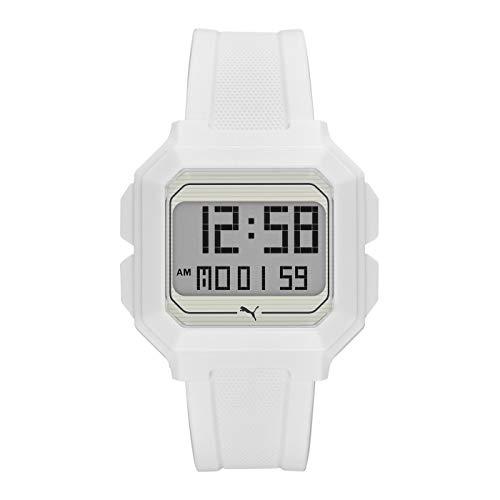 Puma Relógio Desportivo Remix Branco