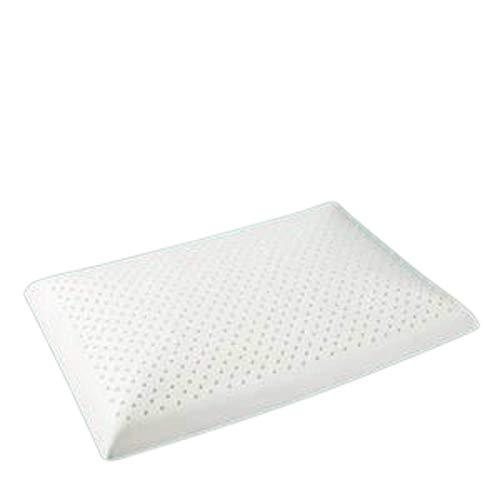 N-B Núcleo tradicional de la almohada del cuello bajo de la almohada del medio lado de látex natural